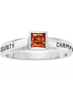 Women's Treasure Fashion Championship Ring