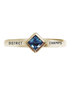 Women's Majestic Fashion Championship Ring