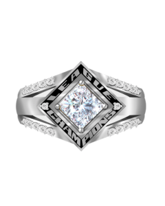 Acclaimed Women's Championship Ring