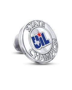 UIL Academics Disc Lapel Pin