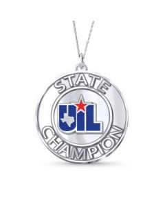 UIL Academics Disc Necklace