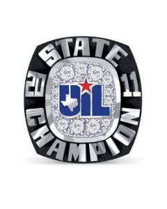 UIL Men's Academics Super Star Championship Ring