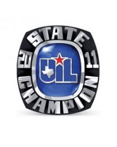 UIL Men's Athletics Championship Ring