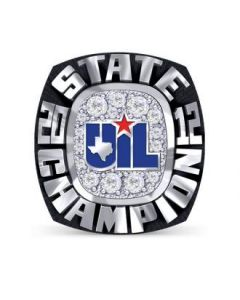 UIL Men's Athletics Super Star Championship Ring