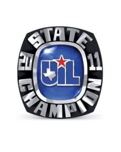 UIL Women's Academics Super Star Championship Ring