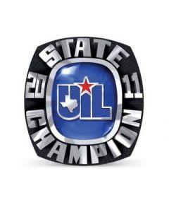 UIL Women's Academics Super Star Championship Ring