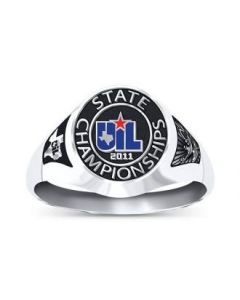 UIL Women's Academics Signet Ring